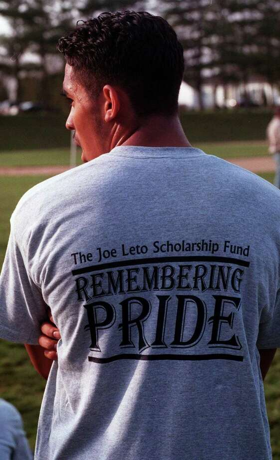 This year will mark the 21st and final Run for Joe event to raise funds for the Giuseppe Leto Scholarship Fund at Canterbury School in New Milford. The first run/walk was held Dec. 5, 1999, and the first-place finisher was Anderson Navarette, above. Photo: File Photo / The News-Times File Photo