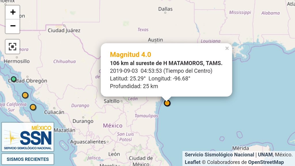Double Trouble: Underwater earthquake reported as Tropical Storm Fernand approaches Mexican coast