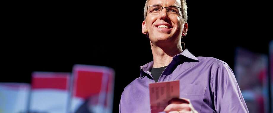 Frank Warren, founder of the Internet sensation PostSecret, encourages audiences to share their own secrets as a vehicle to personal healing. He'll be at the Palace theatre in Stamford Oct. 3. Photo: Www.palacestamford.org