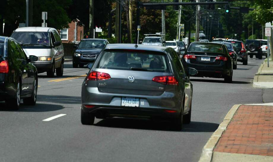 "A citizen's traffic group is hosting a ""Driving Mindfully"" session on Saturday, Sept. 7 at the Norwalk Public Library beginning at 10 a.m. Photo: Erik Trautmann / Hearst Connecticut Media / Norwalk Hour"