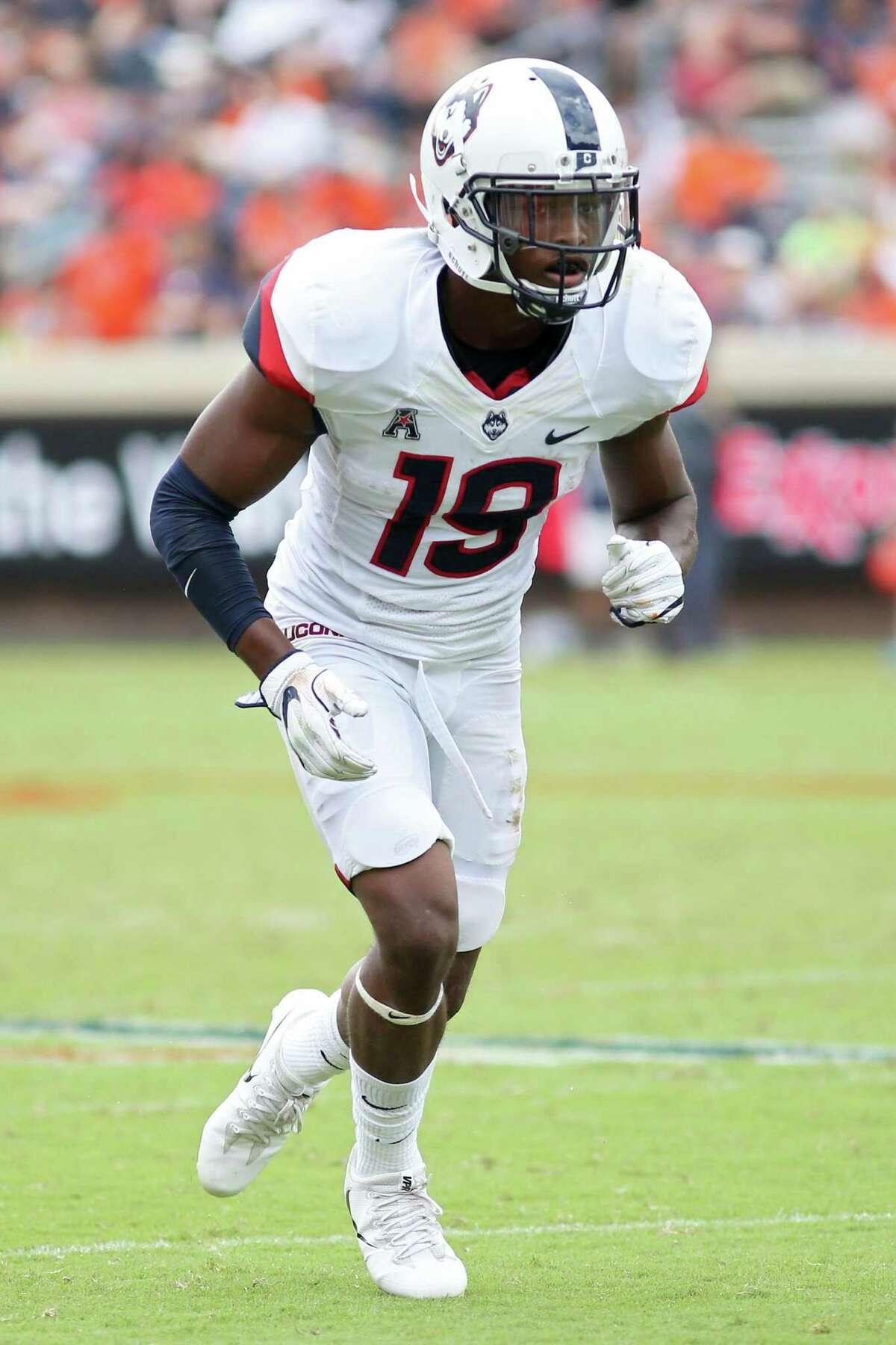 UConn's Quayvon Skanes, who is healthy again, is eager to make up for last time after an injury-riddled 2018 season.