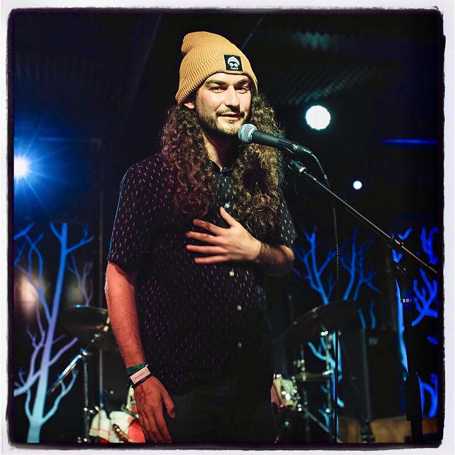 Event entrepreneur Adam Swig hosted his Later Lands benefit concert at Neck of the Woods on Aug. 9. Photo: Jho Vilar