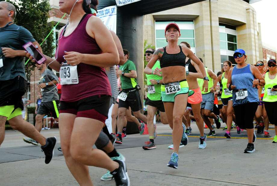 The Lake Houston 10K/5K race will be held at at Kings Harbor in Kingwood on Sept. 22. Photo: Jerry Baker, Freelance / For The Chronicle / Freelance
