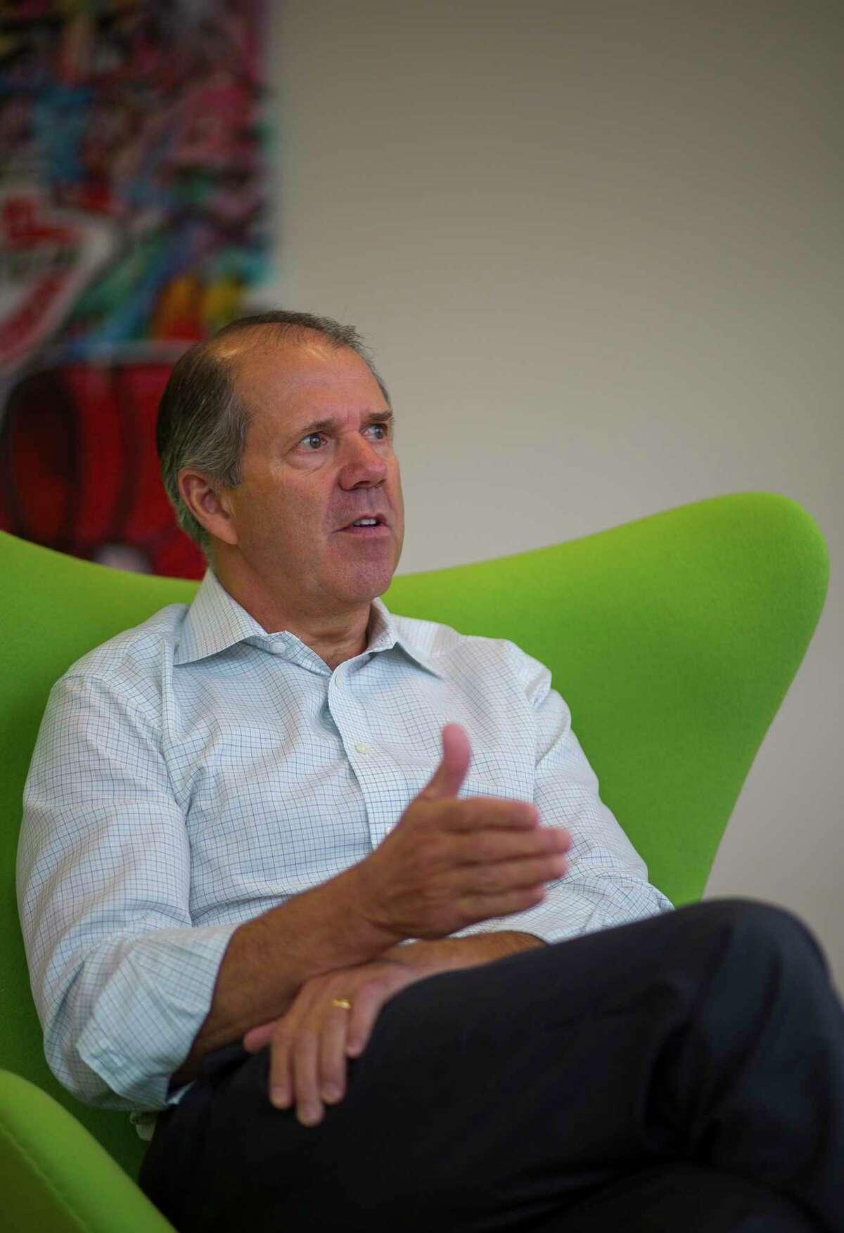 Camden CEO Ric Campo agreed to cut his bonus in half amid the coronavirus pandemic.