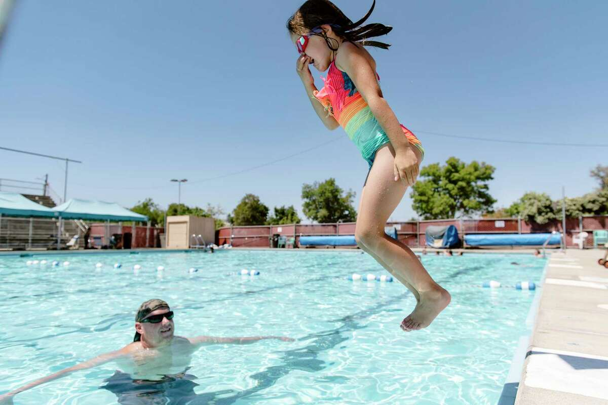 San Antonio International Airport has yet to record an official 100-degree day this summer.