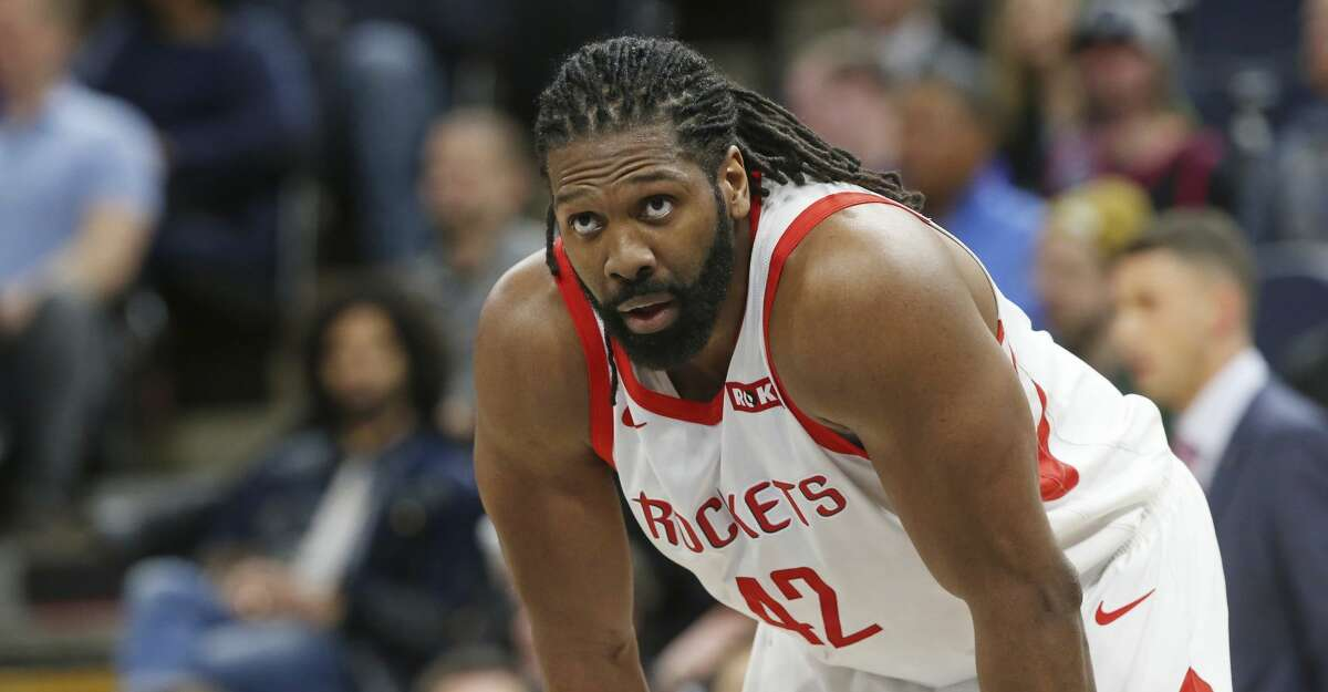 PHOTOS: Rockets game-by-game Houston Rockets' Nene plays against the Minnesota Timberwolves in an NBA basketball game Wednesday, Feb. 13, 2019, in Minneapolis. (AP Photo/Jim Mone) Browse through the photos to see how the Rockets fared in each game last season.