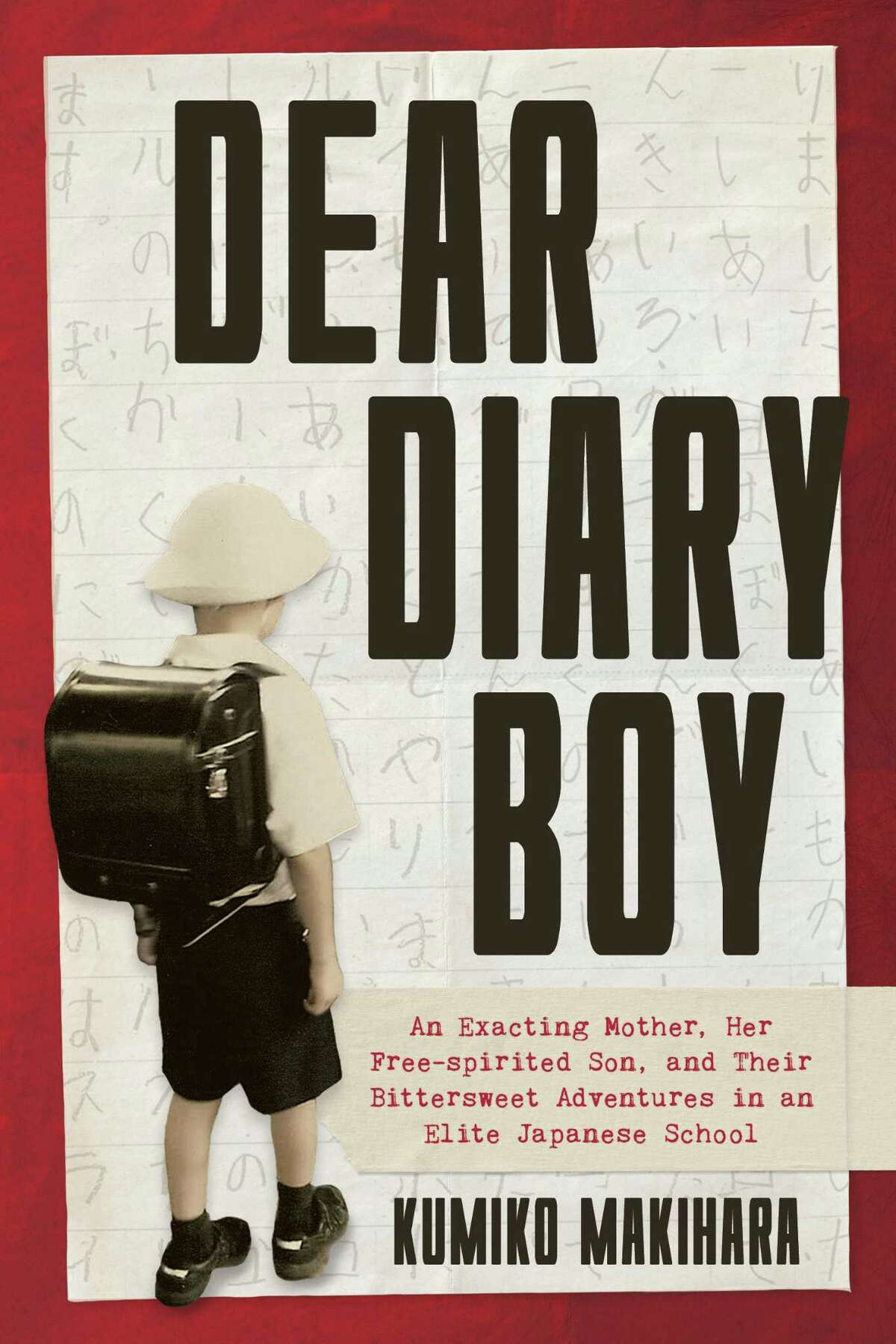 """Author and journalist Kumiko Makihara will discuss Japanese schools, which she explores in her book """"Dear Diary Boy,"""" at the New Canaan Library Thursday, Sept. 17."""