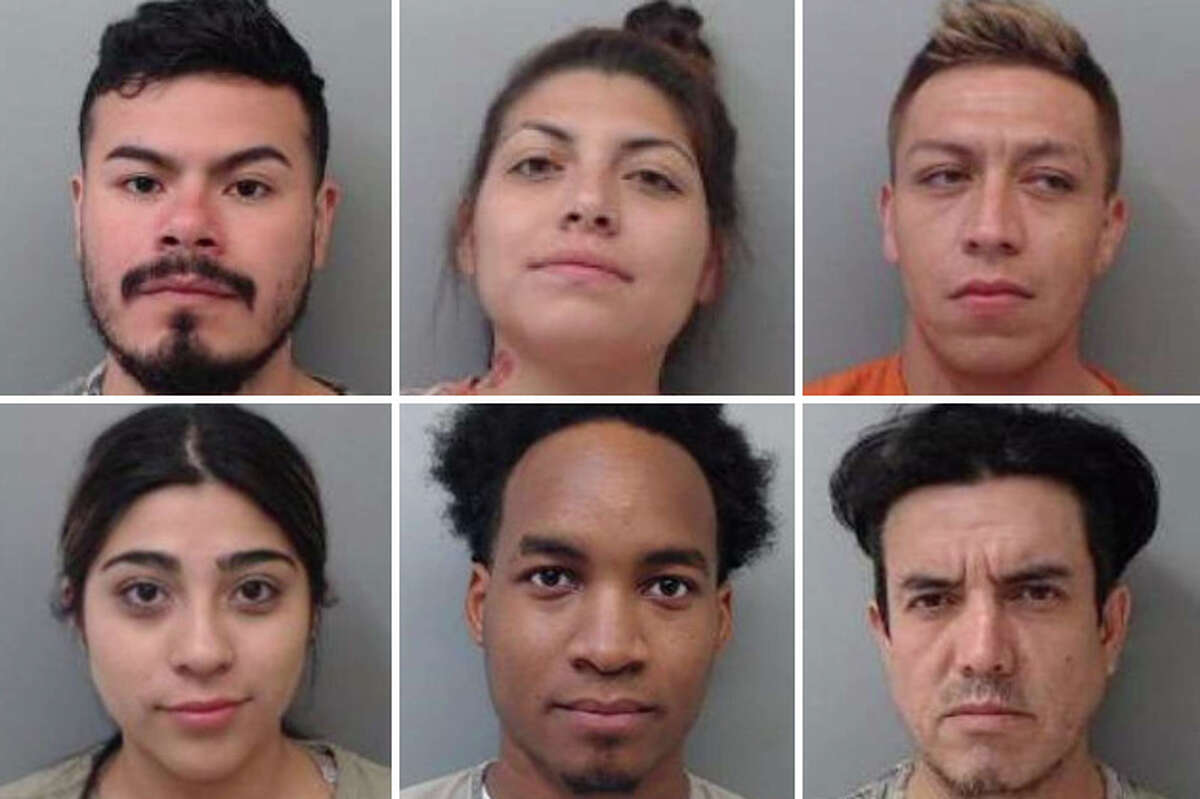 Click through the gallery to see the most notable mugshots in Laredo during August 2019.