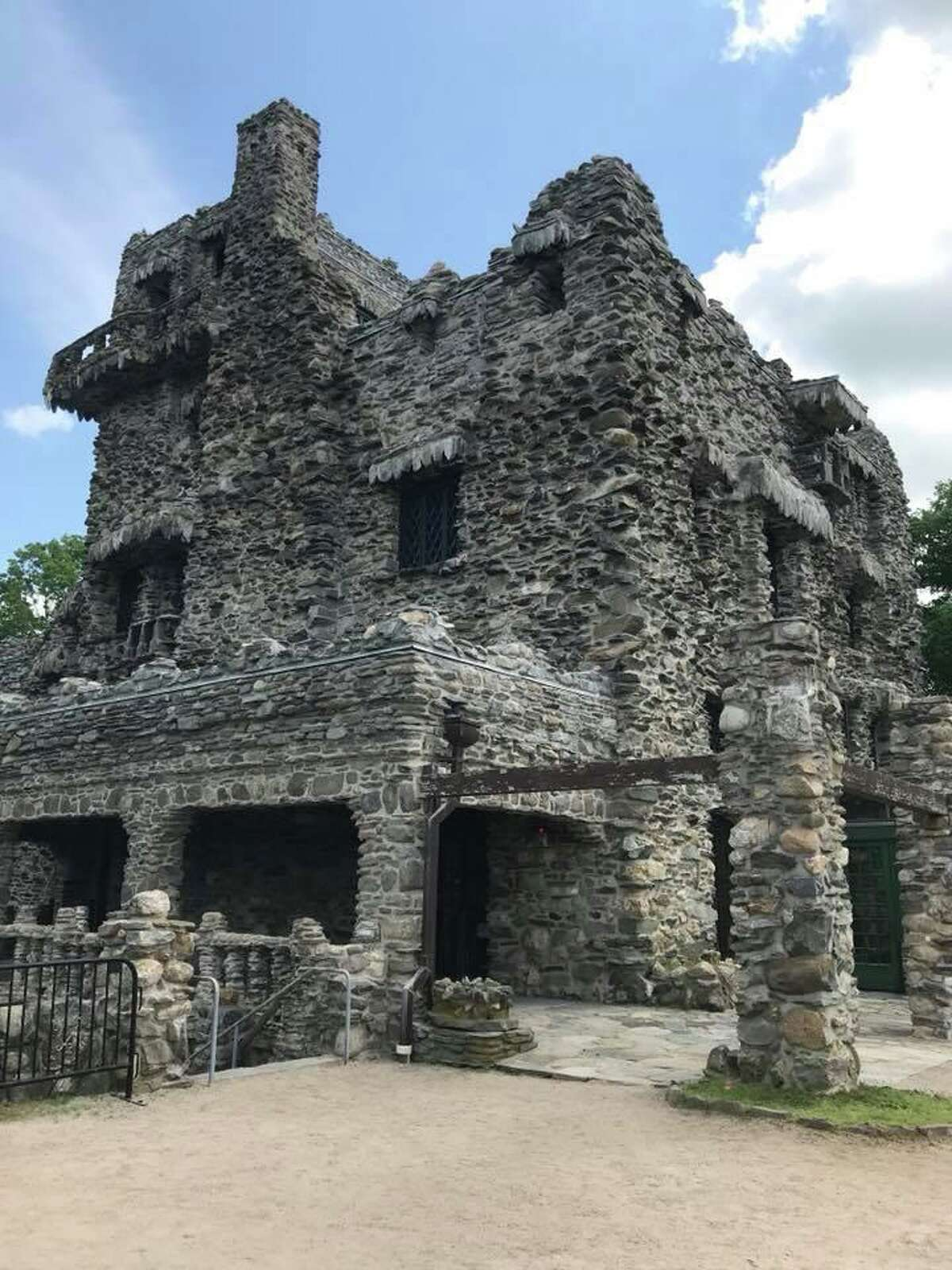 The Friends of Gillette Castle State Park is hosting a 100thAnniversary Speakeasy Gala, Sept. 7 at Gillette Castle.