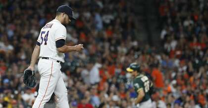 online retailer 827e0 20ca8 Astros insider: Roberto Osuna aims to tidy up for October ...