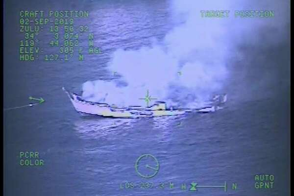 Owners of burned dive boat file suit to limit their