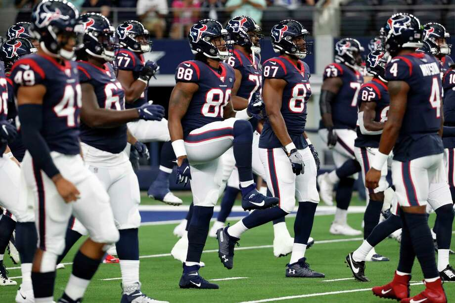 """>>> A collaboration with the Houston Texans, Rice University has launched """"Pro Sports: Management"""" this semester, with 17 students currently enrolled ... Photo: Brett Coomer, Houston Chronicle / Staff Photographer / © 2019 Houston Chronicle"""