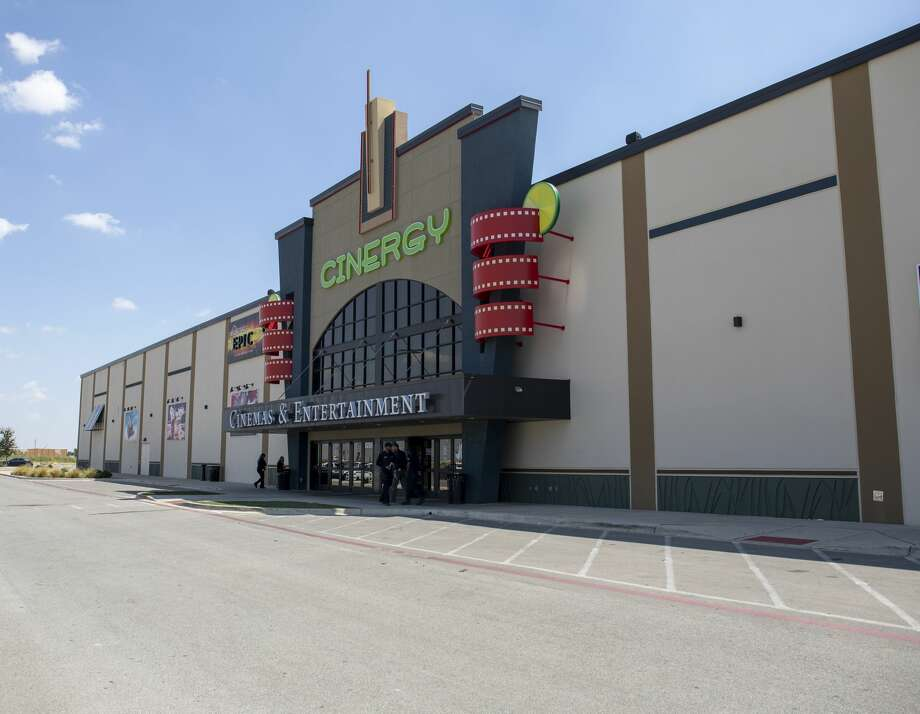 Cinergy theater in Odessa will be offering a drive-in option beginning Friday, according to its website. Photo: Jacy Lewis/Reporter-Telegram