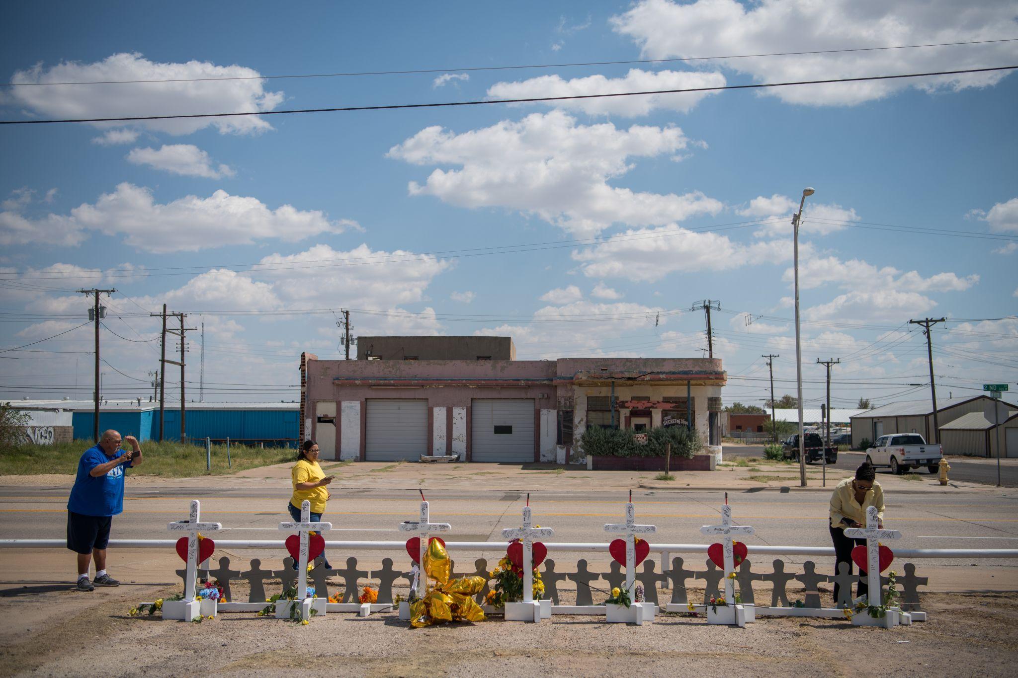 The Latest Gunman In Odessa Midland Mass Shooting Identified Midland Reporter Telegram