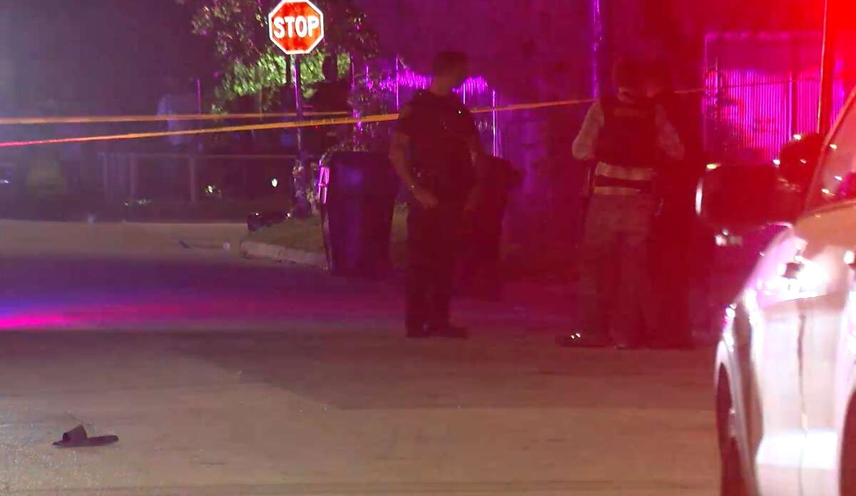 A man died Tuesday night after he was shot in the 1300 block of East 36th in Independence Heights, Houston police said.