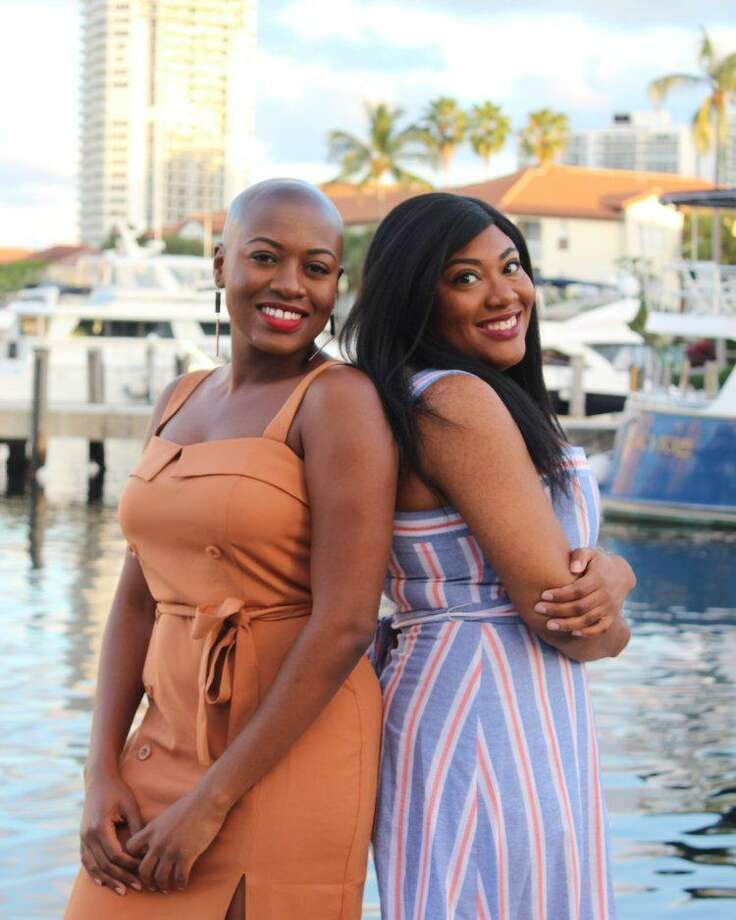 "Maika and Maritza's ""Dear Haiti, Love Alaine"" Book Tour comes to Houston."
