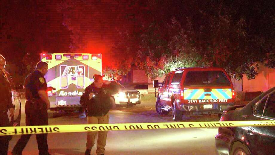A man was shot and killed overnight on the city's far Southeast Side, according to the Bexar County Sheriff's Office. Photo: Ken Branca