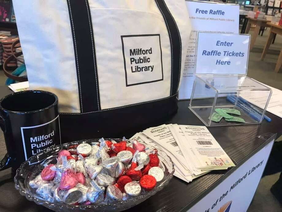 Barnes & Noble, 1375 Boston Post Road, Milford will host a fundraiser book fair benefiting The Friends of the Milford Public Library (FOML) on Saturday, Sept. 7. Photo: Contributed Photo.