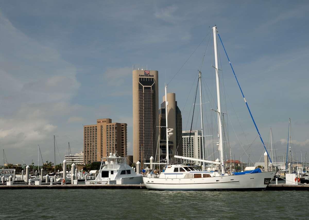 1.North Beach in Corpus Christi. Estimated trip cost: $88.36.