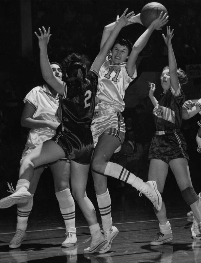 Kaye Garms and the Flying Queens had a lot of success during their time on the court, but had to fight to keep the program's history alive. Photo: Courtesy Photo/WBU Athletics
