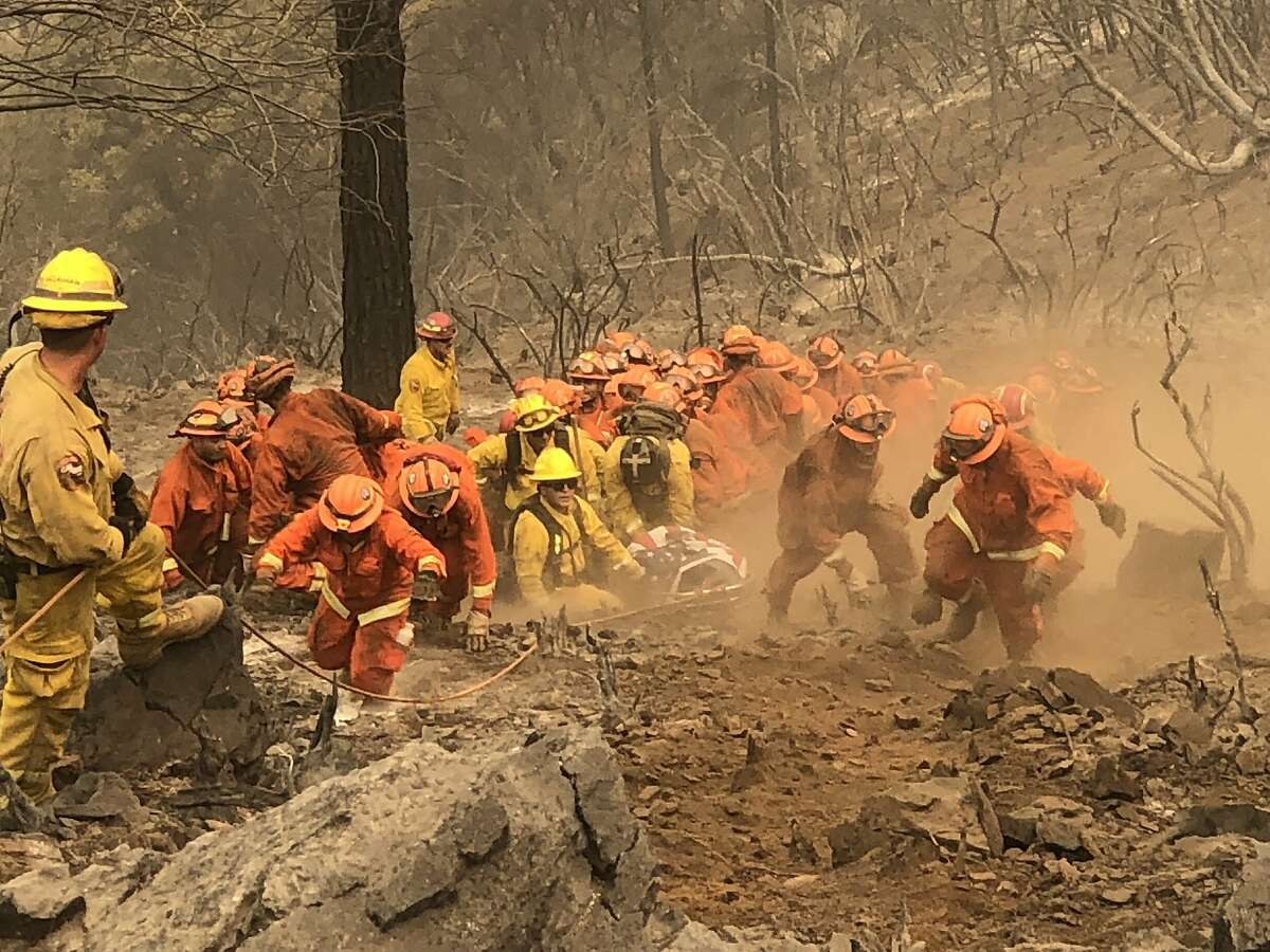 Bringing Home Braden: The Extraordinary 'Rescue' Of A Fallen California Firefighter