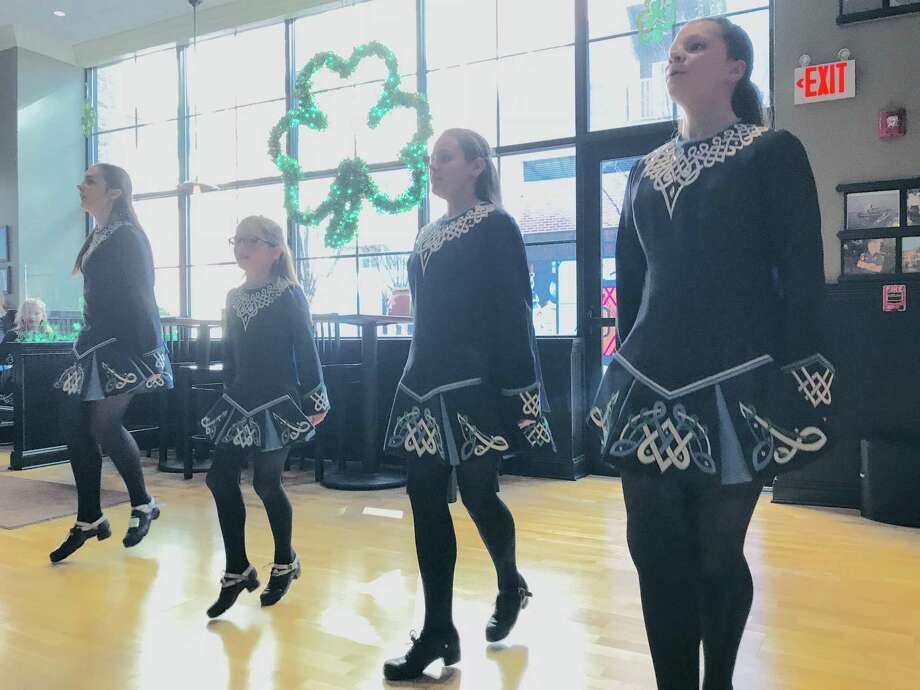 The Irish American Cultural Society of Stamford is hosting the Stamford Mill Riverdance Irish Festival at Stamford's Mill River Park on September 22. Photo: Megan Slocum At Anam Cara Irish Dance School Of Stamford / Contributed Photo