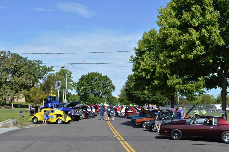 Photographs from the War Memorial Car, Truck & Motorcycle Show, Sunday, September 2, 2019, in Danbury, Conn. Photo: Contributed Photo / The News-Times