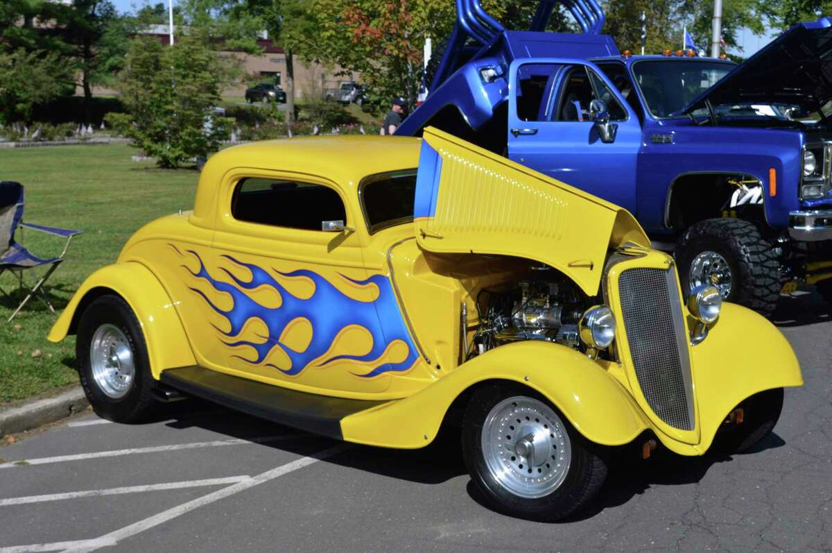 Photographs from the War Memorial Car, Truck & Motorcycle Show, Sunday, September 2, 2019, in Danbury, Conn.