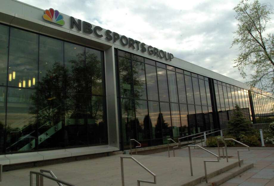 NBC Sports Group is headquartered at 1 Blachley Road in Stamford, Conn. The company has been named the sports-media firm of the past decade by Sports Business Journal. Photo: Matthew Brown / Hearst Connecticut Media / Stamford Advocate