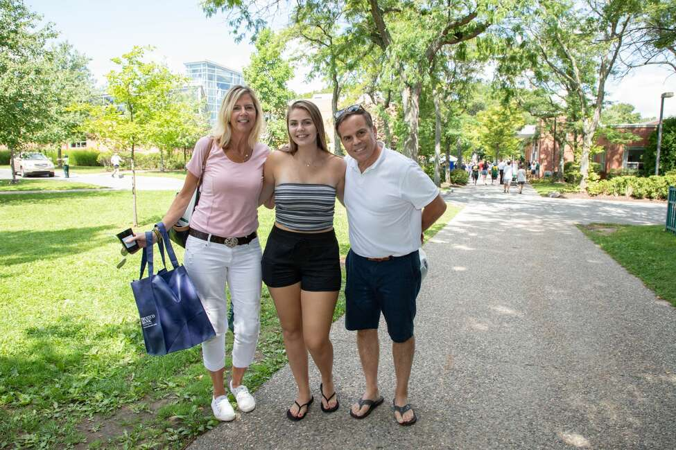 Were you Seen at Freshman Move-In Day on Thursday, Aug. 30, 2019 at Siena College in Loudonville?