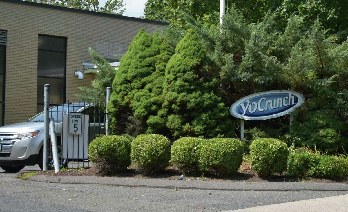 Danone's former YoCrunch facility in Naugatuck, Conn., where Culture Fresh Foods plans to produce plant-based yogurt and other non-dairy products.