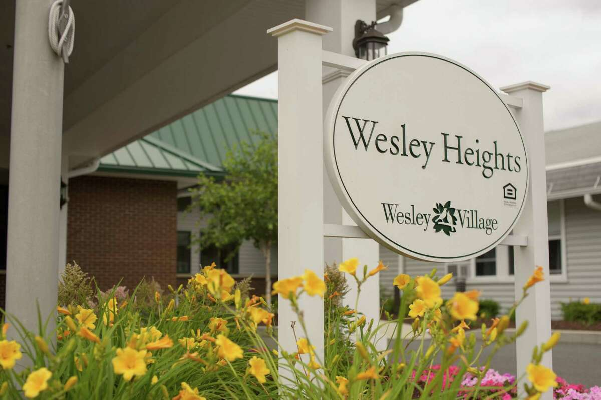 Wesley Village, an assisted living facility in Shelton.