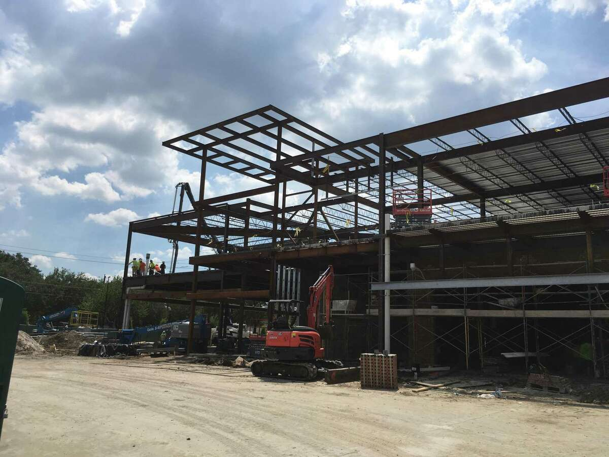Construction of Bellaire Town Center, a retail and office development at Bellaire Boulevard and South Rice, is under way. New tenants will include Salata, JuiceLand, Mod Pizza, Jersey Mike's Subs, Spenga, Club Pilates and Phenix Salon.