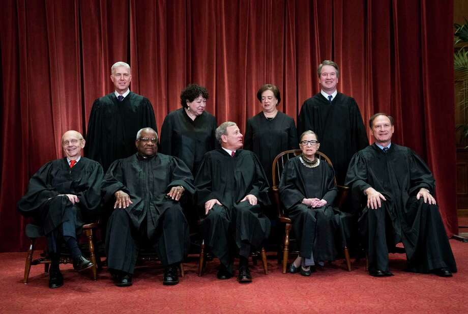 If the U.S. Supreme Court is too political, as several Democratic lawmakers recently asserted in a legal filing, then how would restructuring it not be a political manipulation? That's not acceptable. Photo: DOUG MILLS /NYT / NYTNS
