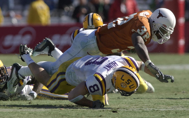 Texas-LSU football series 'a natural' — that took six