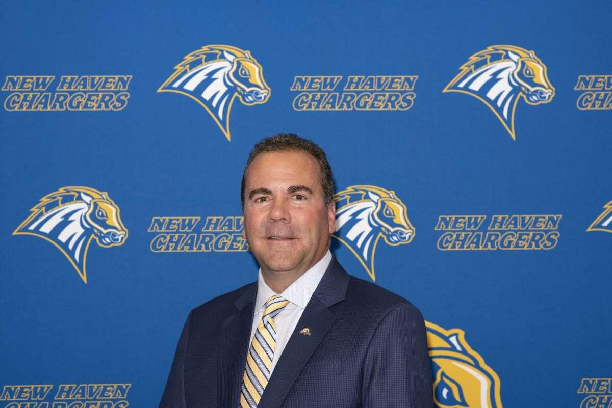 New UNH athletic directorSheahon Zenger.