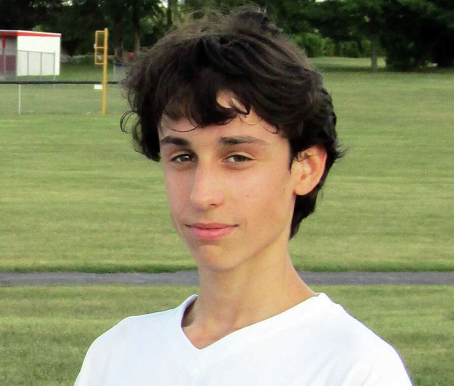 Alvaro Brea-Diaz of the 2019 Elkton-Pigeon-Bay Port boys soccer team. Photo: Contributed