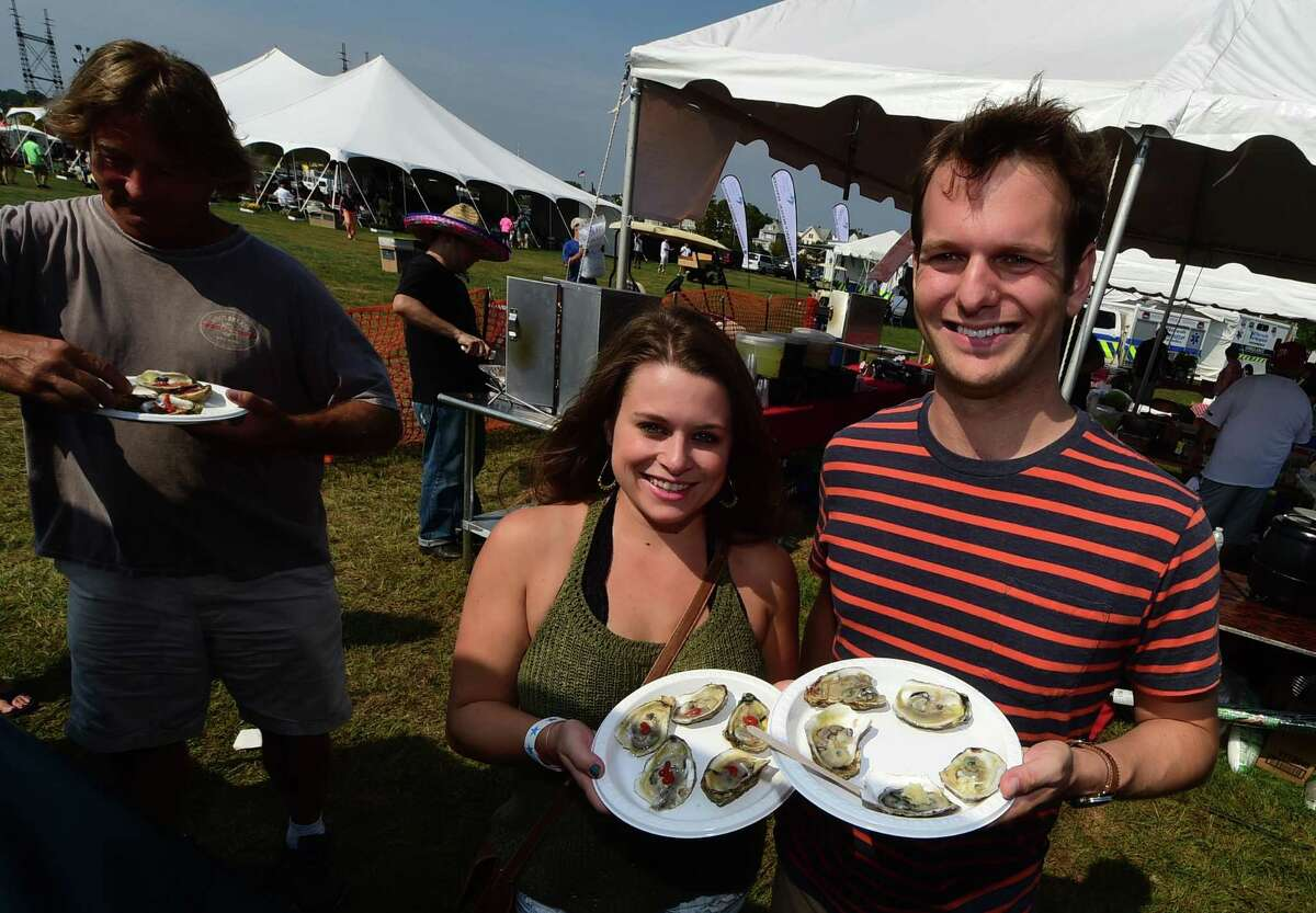 Norwalk Oyster Festival There will be no Norwalk Oyster Festival this year because of concerns from coronavirus pandemic. The 43rd edition of the festival was scheduled for Sept. 11-13.