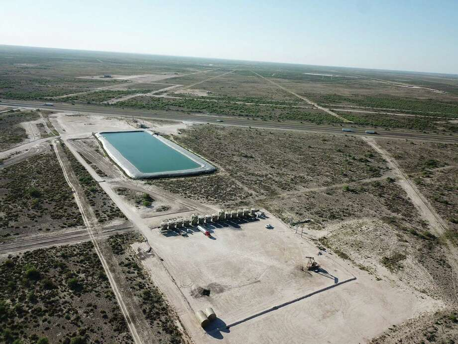 Denver oilfield water company Felix Water is seeking permission to drill 13 injection wells on its Pbar SWD lease in Loving County. Photo: Courtesy Photo / Felix Water LLC