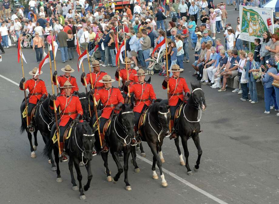 The Royal Canadian Mounted Police will perform at the BIg E. Photo: Big E / Contributed Photo