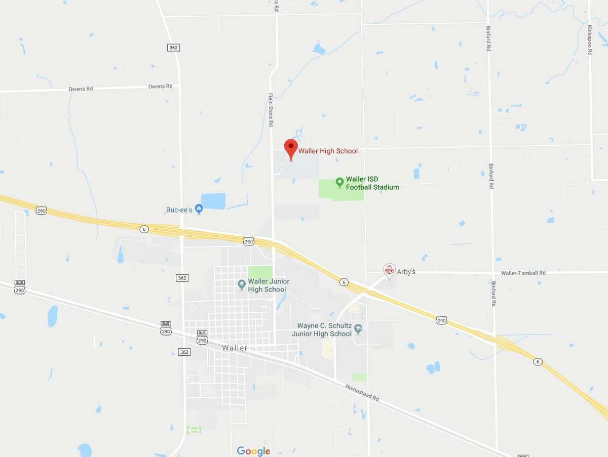 The boy was struck in the 20900 block of Field Store Road, which is just north of the city of Waller off U.S. 290, authorities say.