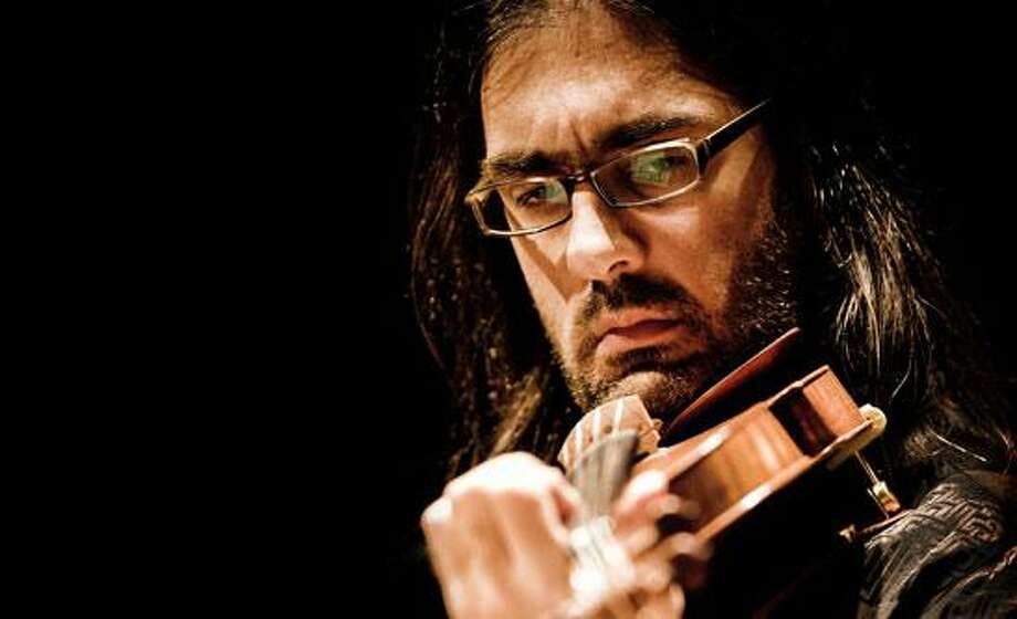 Leonidas Kavakos Photo: Houston Symphony Orchestra