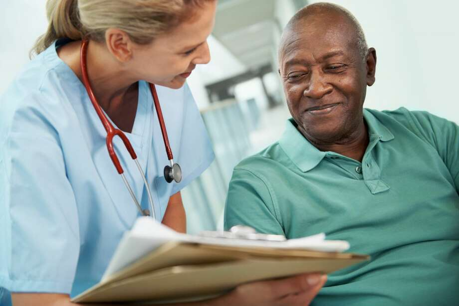 The death rate from heart disease plummeted nationally over several decades for all racial and ethnic groups, but the rate of decline has slowed slightly and African Americans and low-income individuals are still at a higher risk of developing the disease and dying from it, according to a report from the National Center of Health Statistics. Photo: GlobalStock/Getty Images