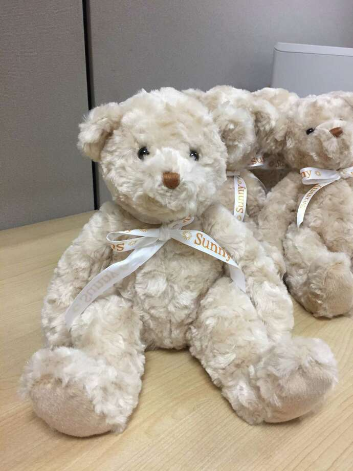 Emerson Sloan is hosting at both stores a Teddy Bear Drive to benefit the DePelchin Children's Center on Sunday, Sept. 8, from noon-5 p.m. Photo: DePelchin Children's Center