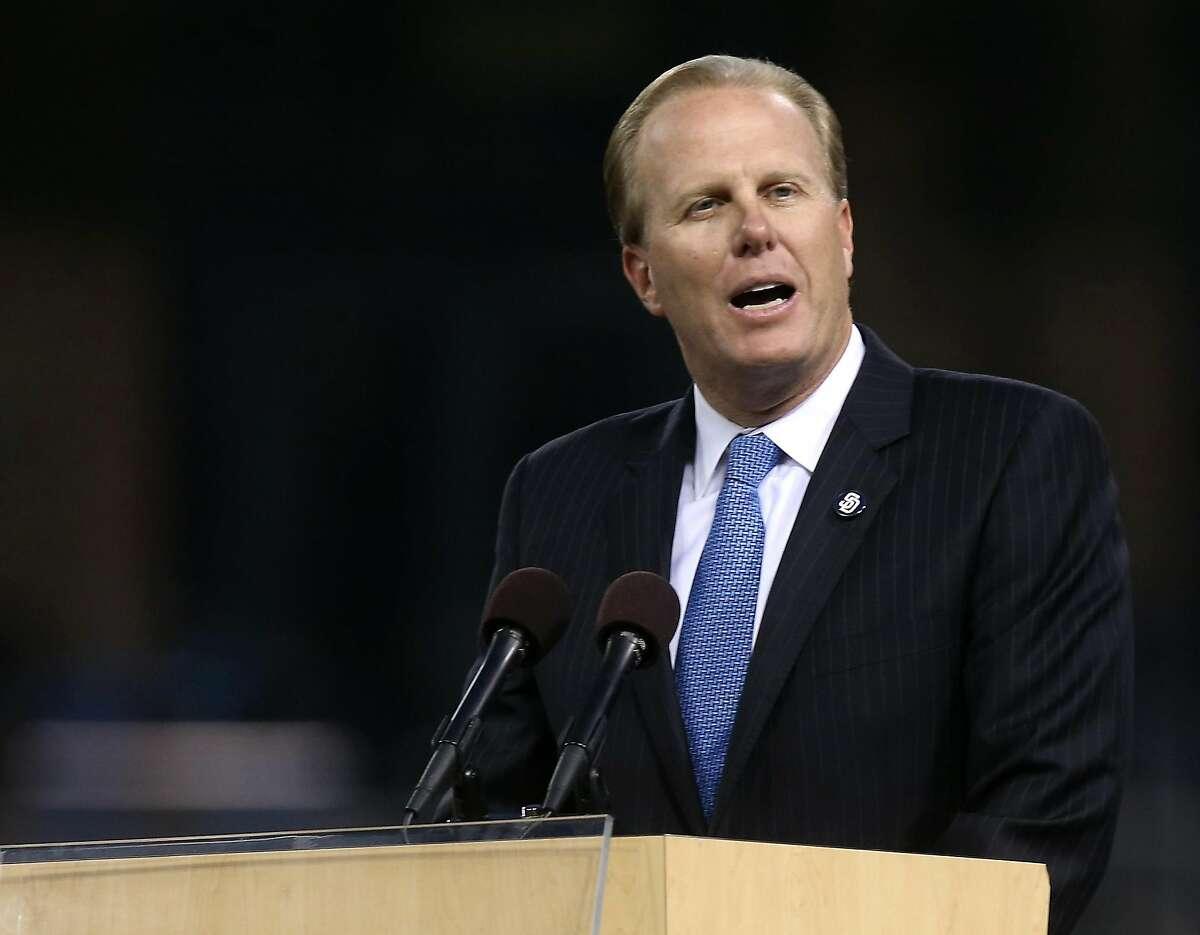 San Diego Mayor Kevin Faulconer has criticized Gov. Gavin Newsom's handling of the pandemic's economic toll.