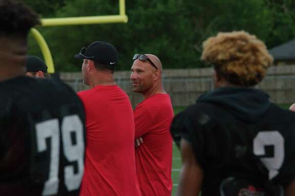 Clear Brook football coach Lupe Florez hopes his team can improve from its week-one performance.