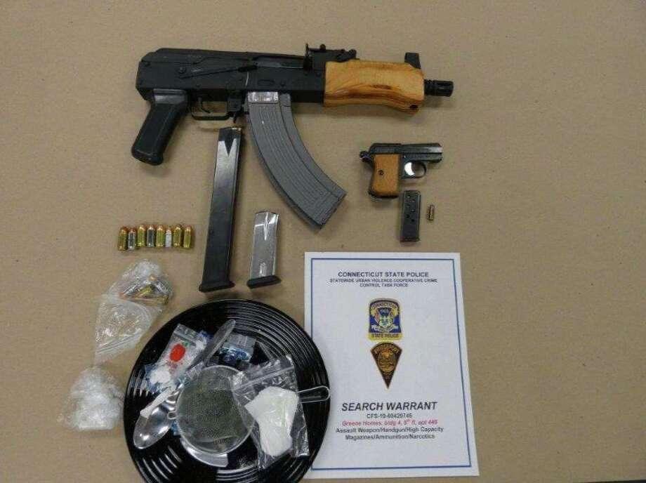 Bridgeport police find guns, drugs after Greene Homes raid