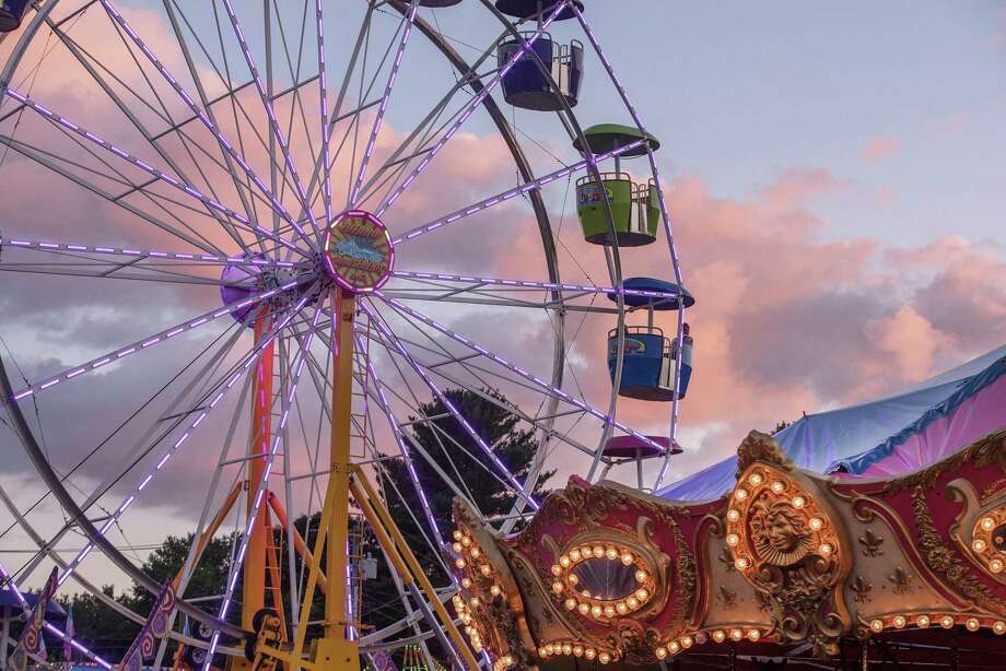 The Wilton Rotary Club's carnival is coming to town Sept. 13-15 at the intersection of School Road and Route 7. Photo: Bryan Haeffele / / Bryanhaeffele.com / Hearst Connecticut Media / BryanHaeffele