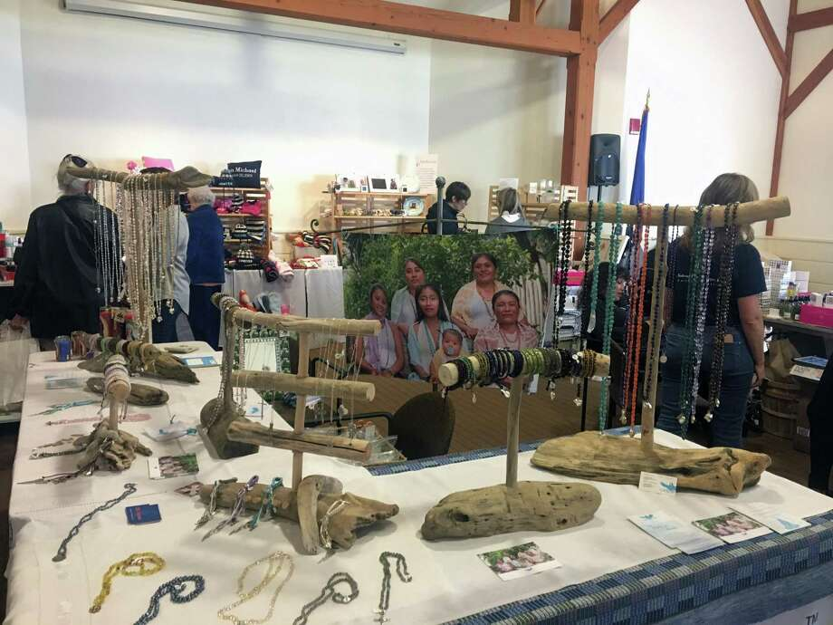 The Fairfield Museum and the Fairfield Chapter of the National Charity League will host its sixth annual Holiday Pop-Up Market November 23 and 24. Photo: Contributed Photo