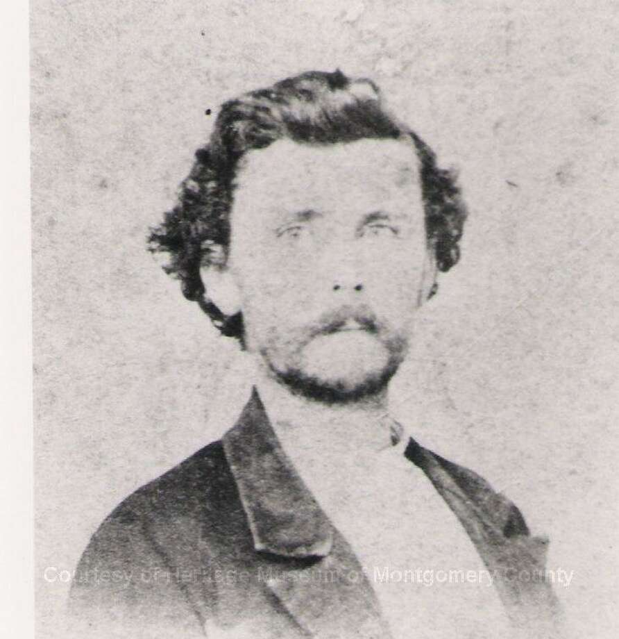 Zachariah Landrum was one of the original settlers of Montgomery County. Photo: Submitted Photo / Submitted Photo